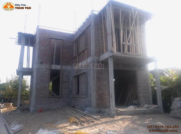 Thiết kế biệt thự hiện đại tại Đông Hưng, Thái Bình 08