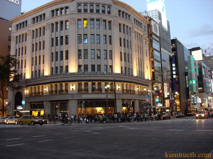 kiền trúc Nhật Bản 10
