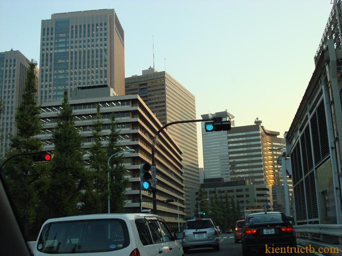 kiền trúc Nhật Bản 12