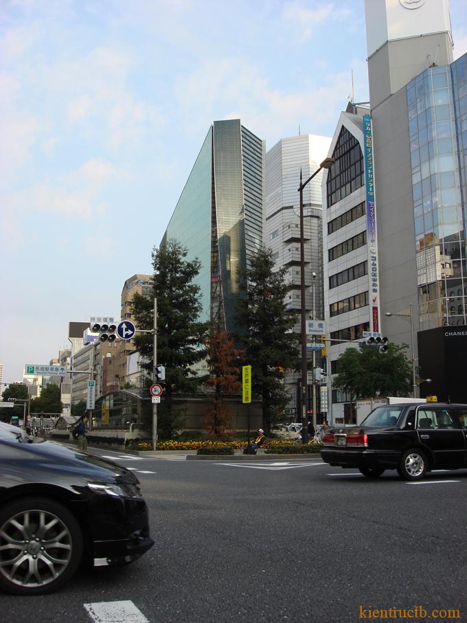 kiền trúc Nhật Bản 15