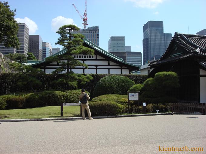 kiền trúc Nhật Bản 05