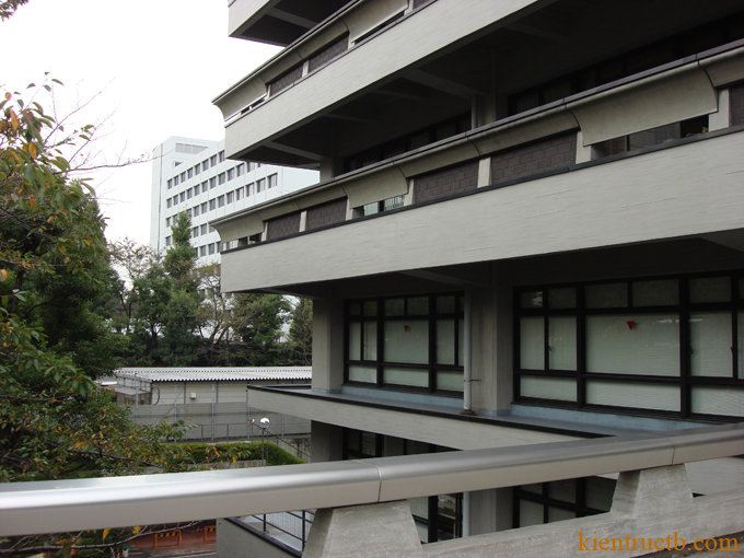 kiền trúc Nhật Bản 09