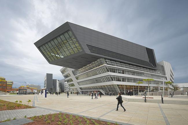 thư viện các công trình kiến trúc độc đáo trên thế giới 01