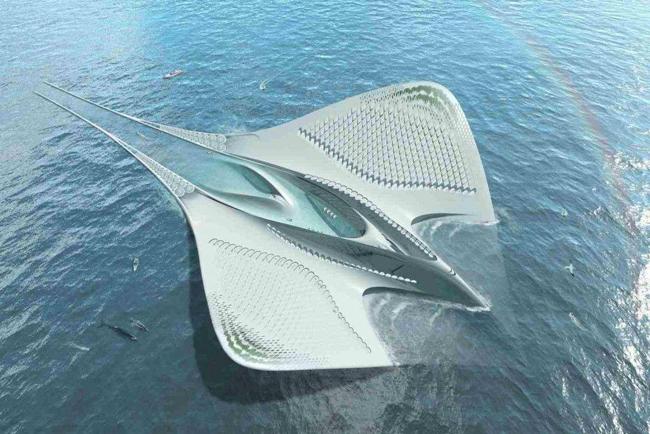 thư viện các công trình kiến trúc độc đáo trên thế giới 11
