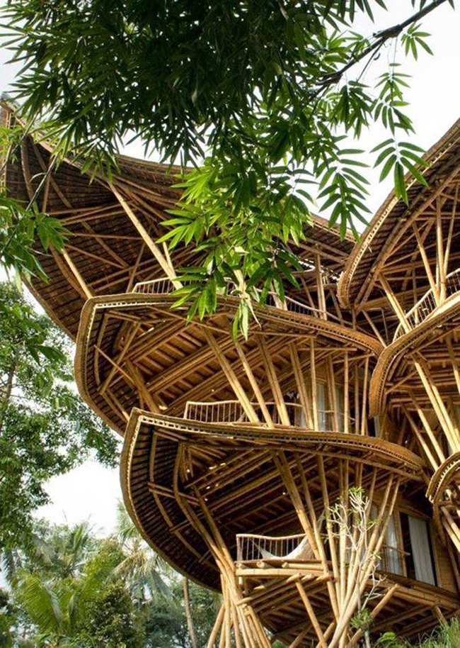 thư viện các công trình kiến trúc độc đáo trên thế giới 15