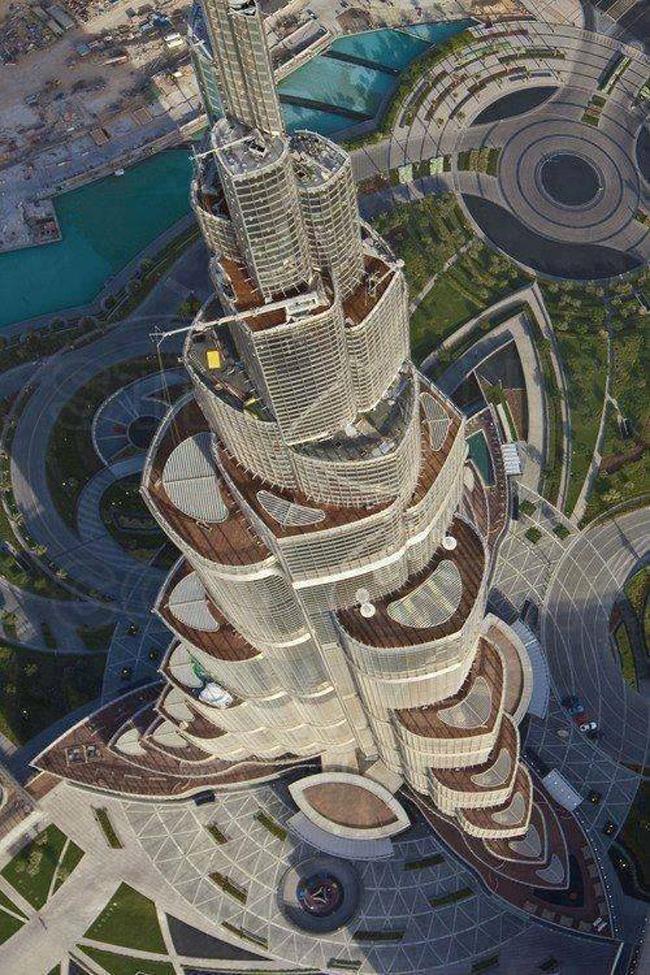 thư viện các công trình kiến trúc độc đáo trên thế giới 16