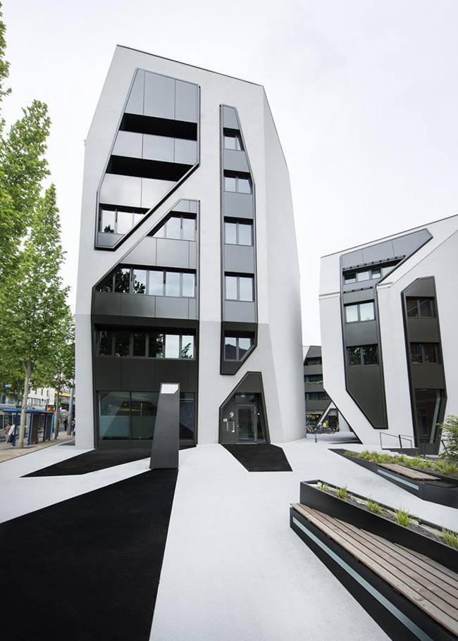 thư viện các công trình kiến trúc độc đáo trên thế giới 18