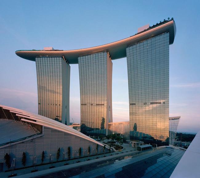 thư viện các công trình kiến trúc độc đáo trên thế giới 21