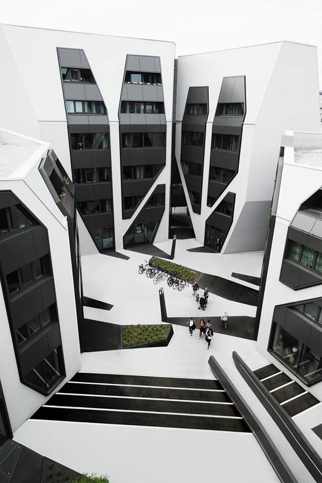 thư viện các công trình kiến trúc độc đáo trên thế giới 26