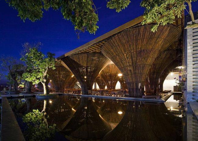 thư viện các công trình kiến trúc độc đáo trên thế giới 27