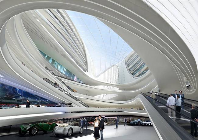 thư viện các công trình kiến trúc độc đáo trên thế giới 30