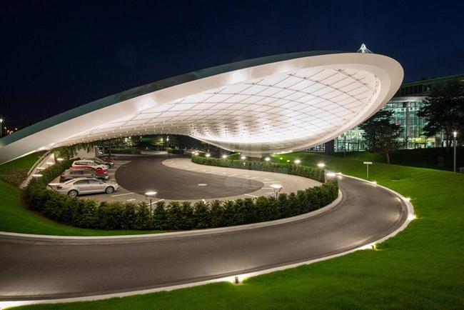 thư viện các công trình kiến trúc độc đáo trên thế giới 31