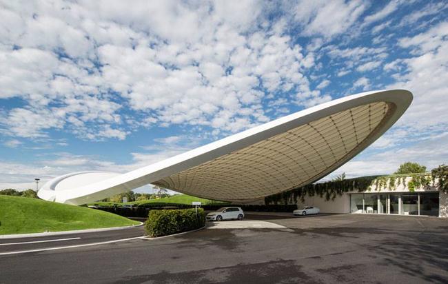 thư viện các công trình kiến trúc độc đáo trên thế giới 34