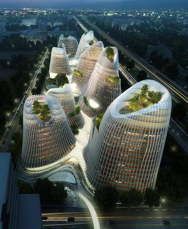 thư viện các công trình kiến trúc độc đáo trên thế giới 37