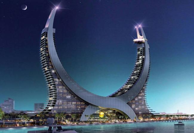 thư viện các công trình kiến trúc độc đáo trên thế giới 42
