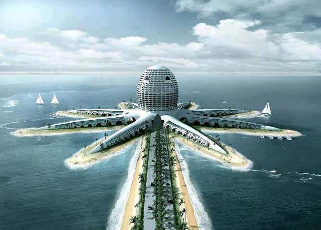 thư viện các công trình kiến trúc độc đáo trên thế giới 43