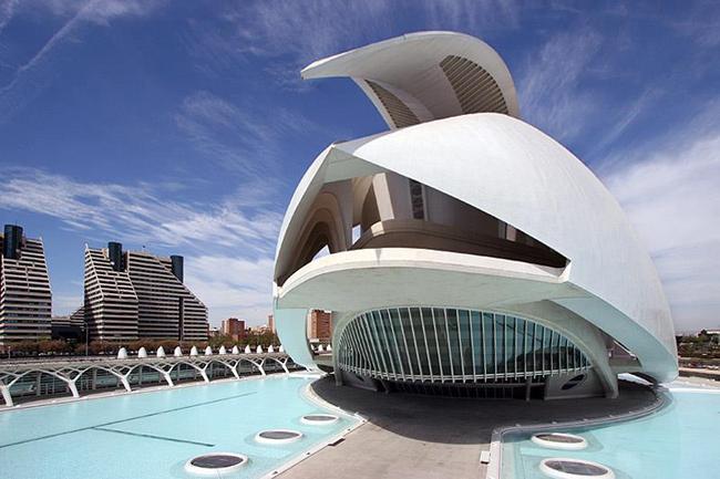 thư viện các công trình kiến trúc độc đáo trên thế giới 44