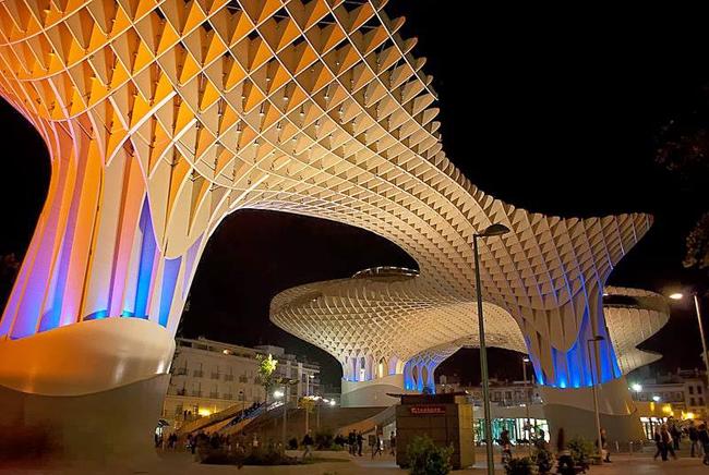 thư viện các công trình kiến trúc độc đáo trên thế giới 45