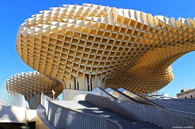 thư viện các công trình kiến trúc độc đáo trên thế giới 48