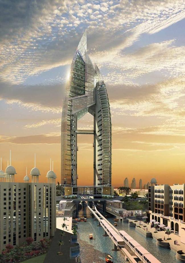 thư viện các công trình kiến trúc độc đáo trên thế giới 52