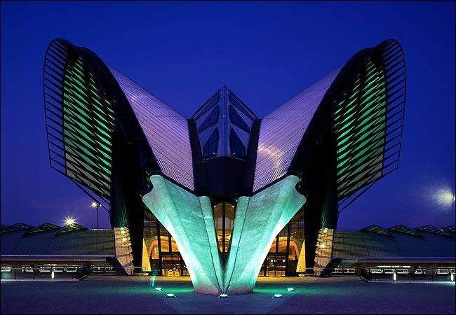 thư viện các công trình kiến trúc độc đáo trên thế giới 53