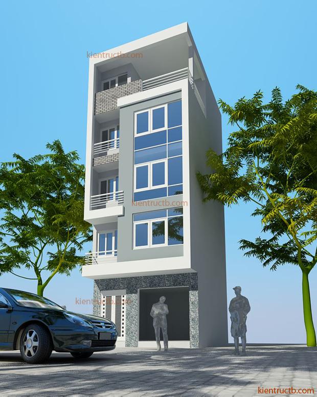 thiết kế nhà tại Hải Dương 1