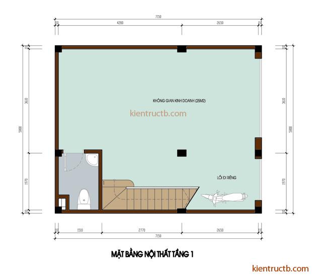 thiết kế nhà tại Hải Dương 2