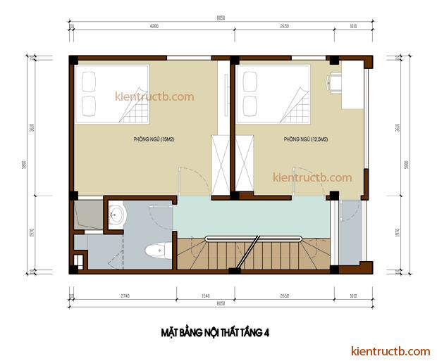 thiết kế nhà tại Hải Dương 5