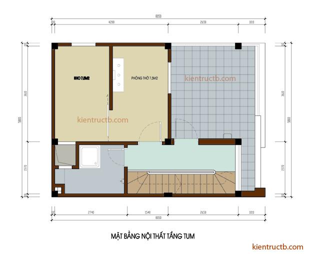 thiết kế nhà tại Hải Dương 6