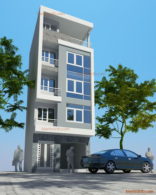 thiết kế nhà tại Hải Dương 7