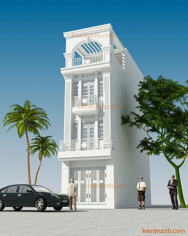 thiết kế nhà tại Hưng Yên 1