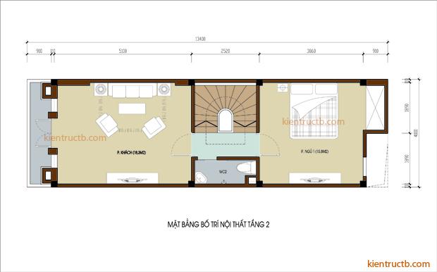 thiết kế nhà tại Hưng Yên 3