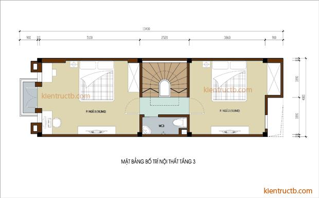 thiết kế nhà tại Hưng Yên 4
