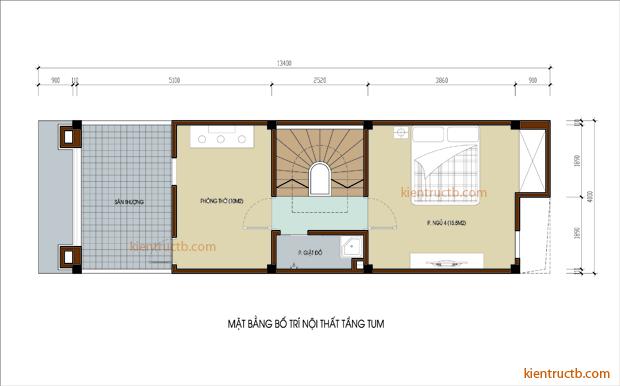 thiết kế nhà tại Hưng Yên 5