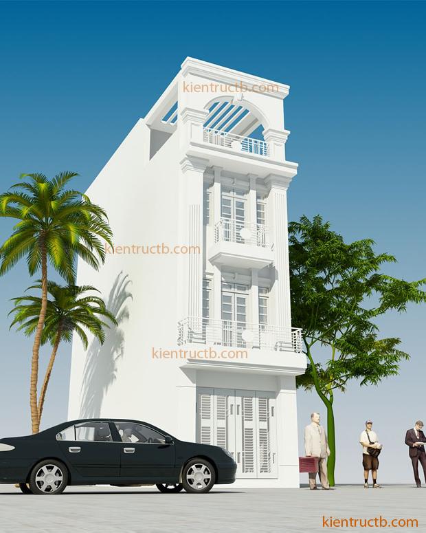 thiết kế nhà tại Hưng Yên 6