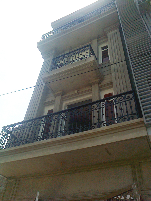 thiết kế nhà tại Hưng Yên 01