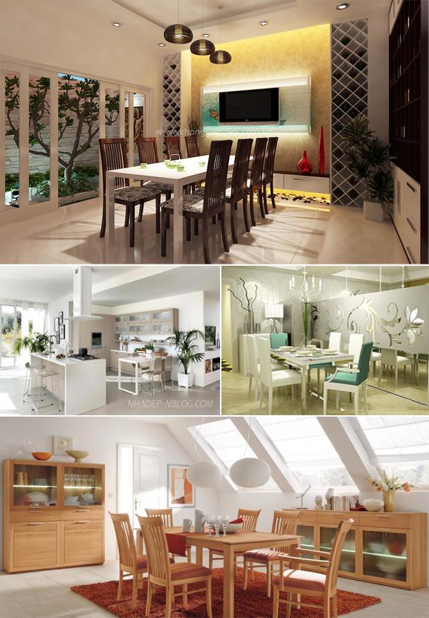 Mẫu nội thất mang phong cách hiện đại 03