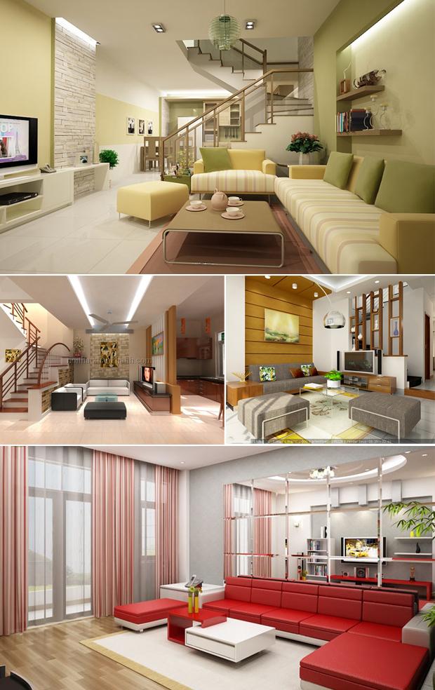 Mẫu nội thất mang phong cách hiện đại 10