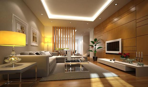 Mẫu nội thất mang phong cách hiện đại 07