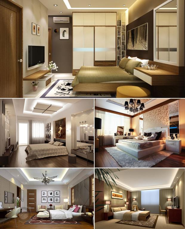 Mẫu nội thất mang phong cách hiện đại 11