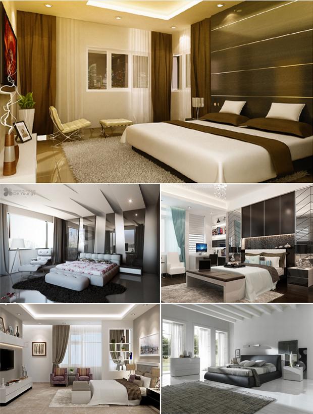 Mẫu nội thất mang phong cách hiện đại 12