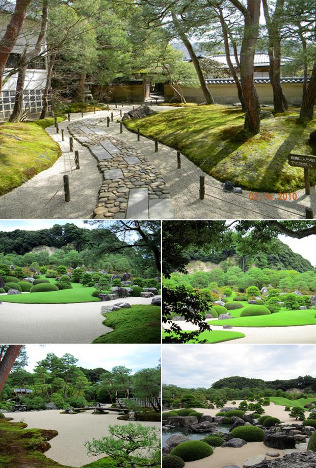 Tổng hợp mẫu sân vườn biệt thự 08