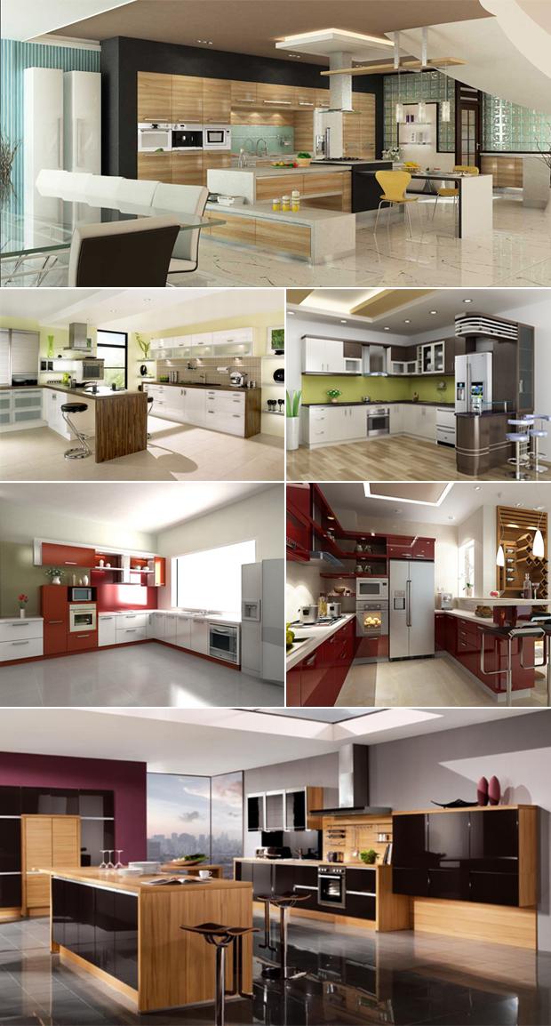 Mẫu nội thất mang phong cách hiện đại 06